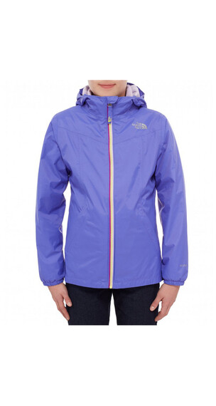 The North Face Girl's Eliana Rain Triclimate Starry Purple